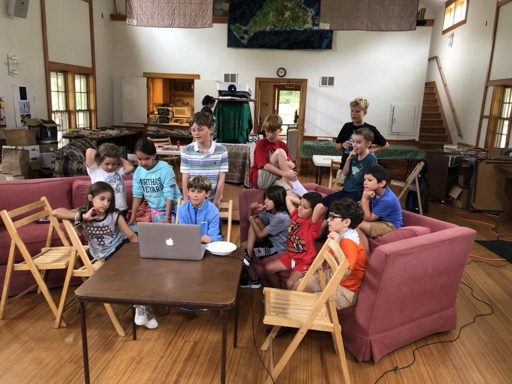 Rainy Day Kids Activity 2019